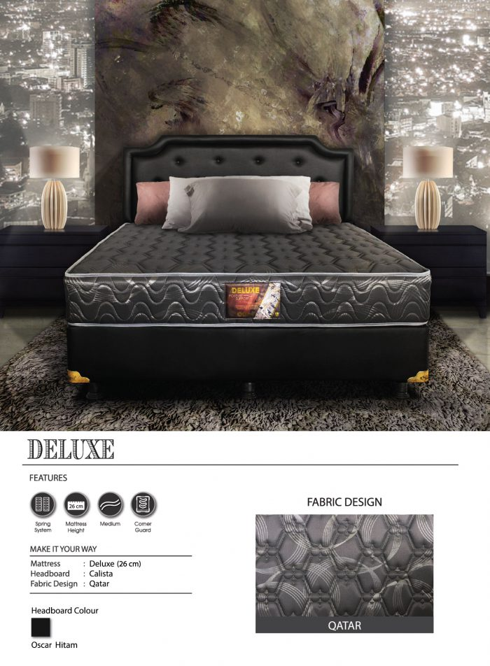 Central Spring Bed - Deluxe Qatar
