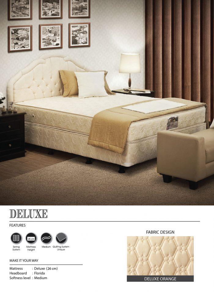 Central Spring Bed